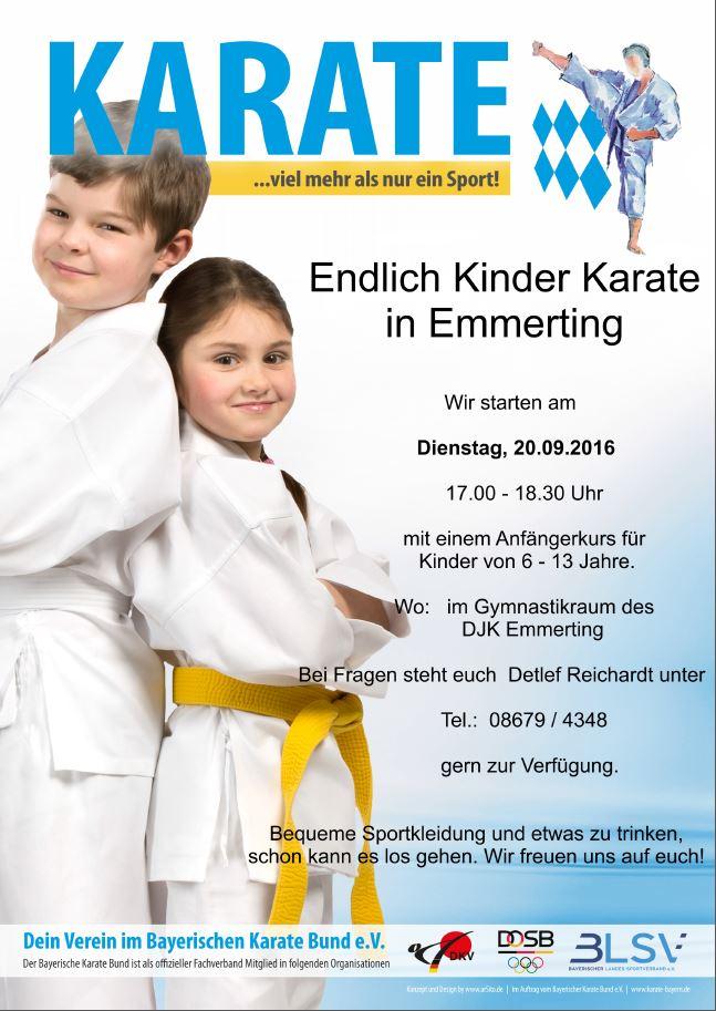 Karate_Kinderkurs